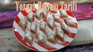 Yöresel Helva Tarifi - Yozgat Helvası