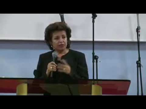 Pastor Virginia Martin (God's Presence)