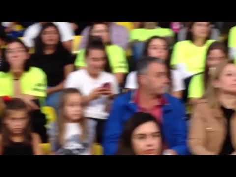 Os Remedios acogió a las mejores gimnastas de Galicia