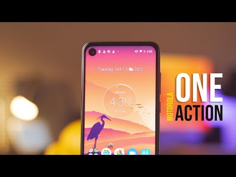 Motorola One Action Review In Bangla: This Phone is Different