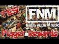 MTG - Turn 'Em Sideways: Player Rewards!