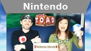 Nintendo Minute - Captain Toad: Treasure Tracker New Levels