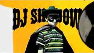 DJ Shadow Outsider Commercial