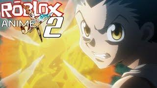 JAJANKEN TIME WITH HUNTER GON! || Roblox Anime Cross 2 Episode 8