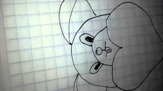 Como hacer un oso con un corazón sencillo