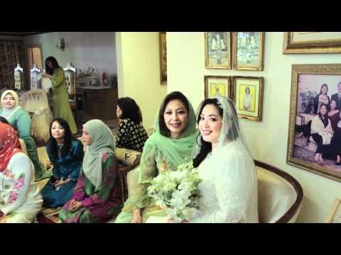 Video Perkahwinan dari Ridzuan Azizah Wedding Films (Tunku Izrina & Bydar Omar)