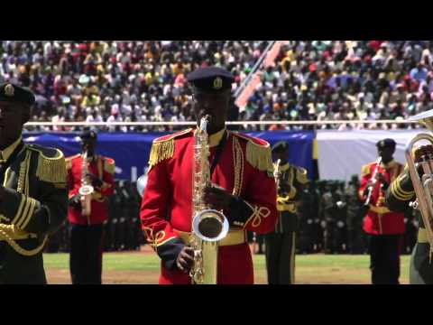Kwibohora 20: Celebrating 20 years of liberation - Amahoro Stadium 4th July 2014