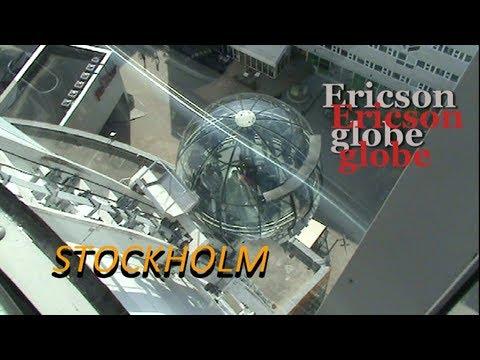 Stockholm L 'ERICSON GLOBE #  VLOG 8