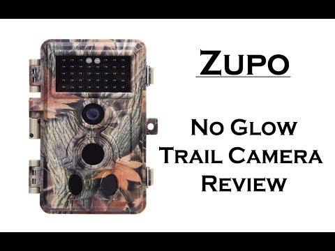 Zupo No Glow Trail Cam