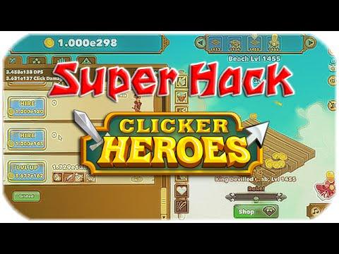 Breakinggames super hack clicker heroes youtube