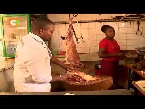 Kenyatta Market traders recall surprise presidential visit