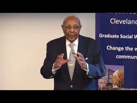 Louis Stokes on Social Workers and the Policy-Making Process
