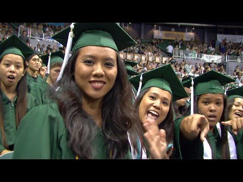 Commencement celebrated by record number of UH Manoa graduates