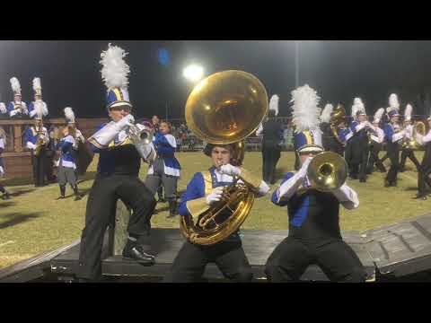 Laney High School Marching Band