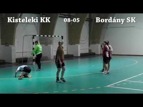 Csongrád Megyei felnőtt női kézilabda mérkőzés [Kistelek, 2017.11.22.] Kisteleki KK vs.  Bordány SK
