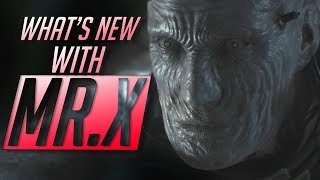 Mr X Resident Evil 2 Remake Analysis - (What's New With Mr X in RE2 Remake)