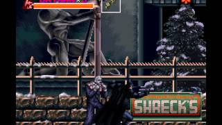 Batman Returns - 1st Time Playing - User video