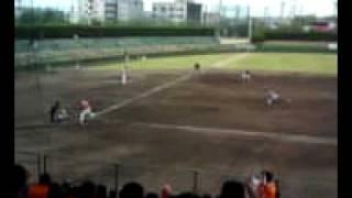 愛媛マンダリンパイレーツ 2009西条ひうち球場