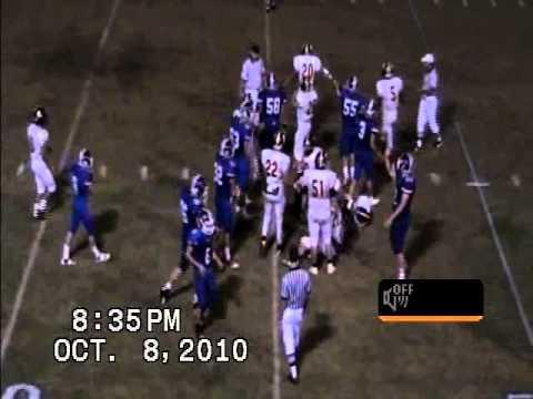 SA vs Autauga Academy 10 8 2010