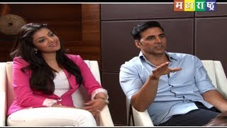 Interview of Akshay Kumar and Kajal Aggarwal on their film Special-26