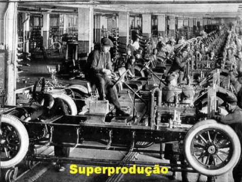 A crise de 1929 e o New Deal-Música para sala de aula