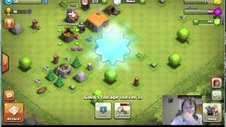 Clash of Clans #1 ohhhhh kill ehm