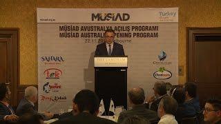 Musiad Australia Opening