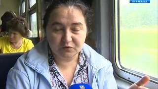Из Владивостока в Спасск-Дальний пустили дополнительный электропоезд
