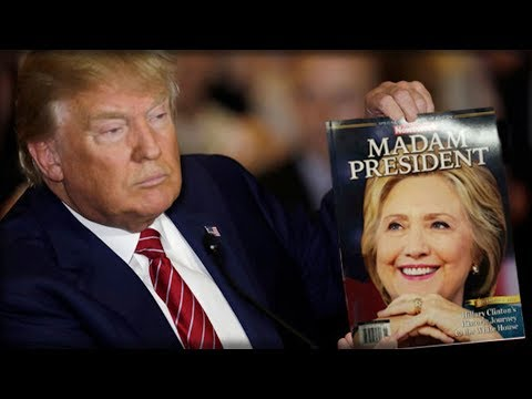 LOOK INSIDE: LEAKED FANTASY MAG EXPOSES LIBS TWISTED ALTERNATE REALITY WITH HILLARY AS PRESIDENT