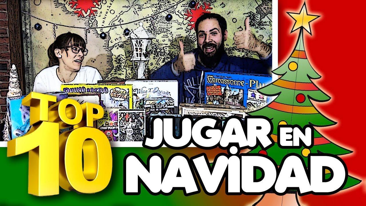 Top 10 De Juegos Para Jugar Con La Familia En Navidad Youtube