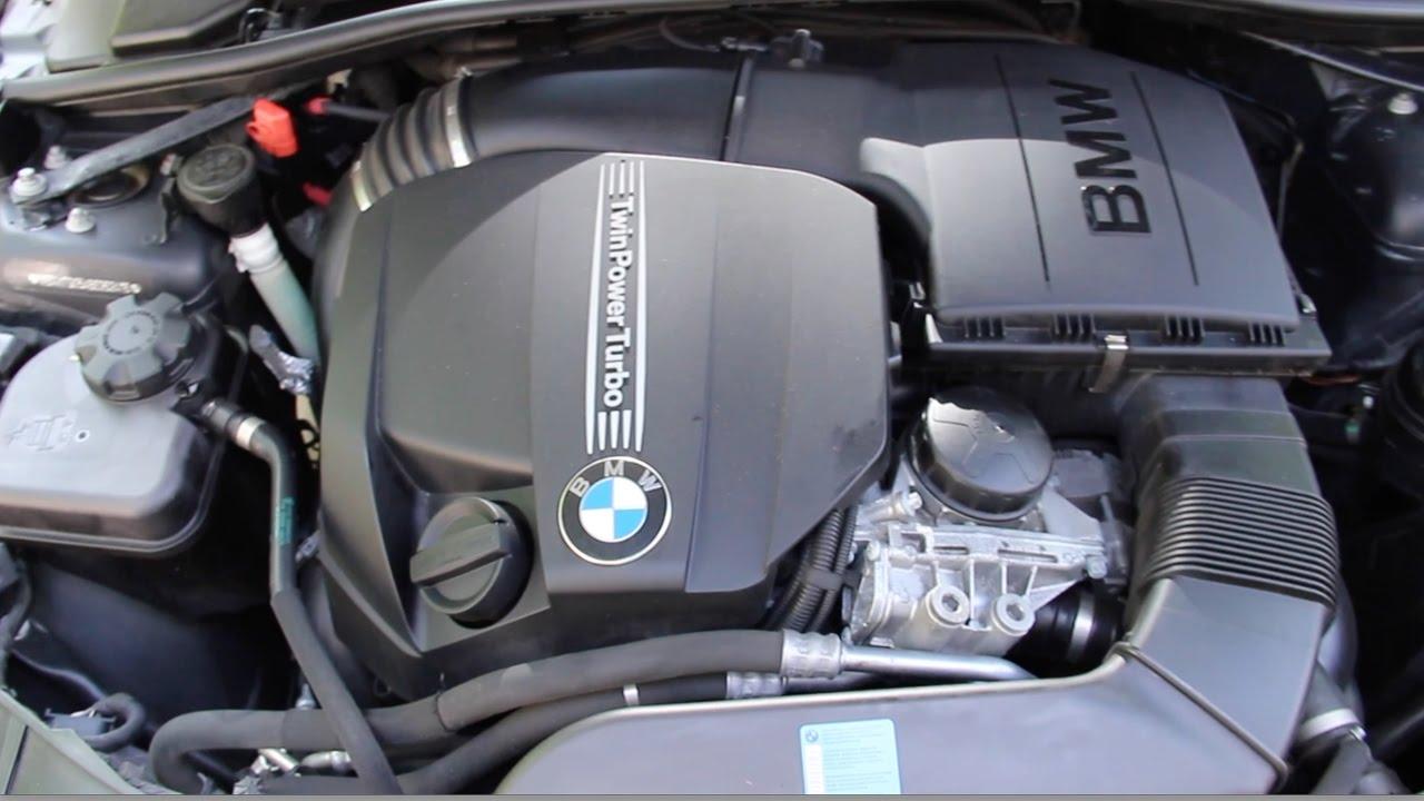 hight resolution of bmw e9x 335i n55 spark plug diy