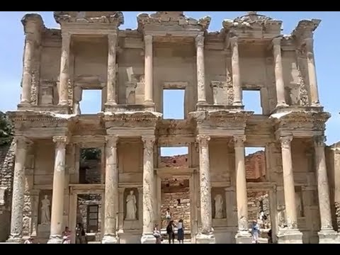 Ephesus - The Library of Celsus