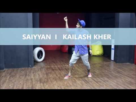 Kailash kher song Saiyaan  I Hiphop dance Freestyle I Vicky
