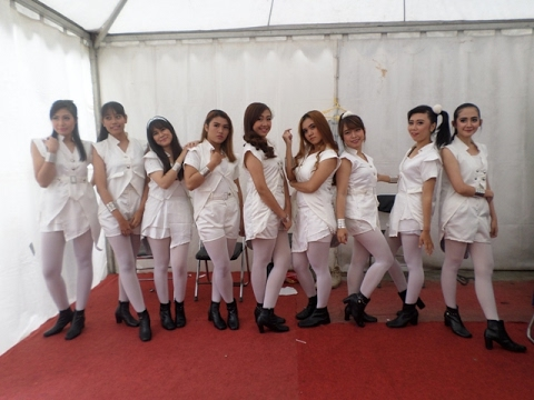 Nine Performance Doll - Brand New Story (Cover - Tokyo Performance Doll) Live Inbox SCTV