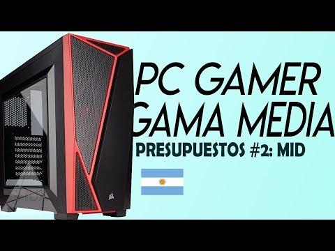 PC GAMER GAMA MEDIA ARGENTINA 2018   PRESUPUESTOS INTEL #2