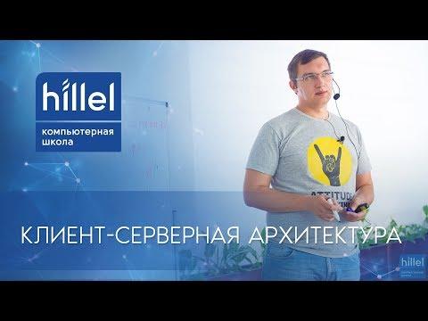 Клиент-серверная архитектура