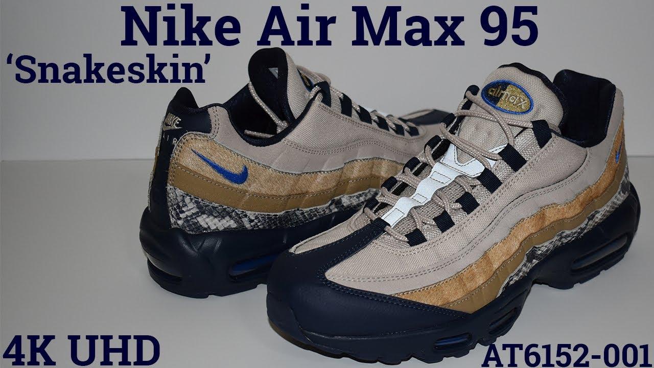 nike air max 95 snakeskin
