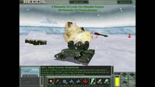 Recoil [1999 Tank Game] Level 5 [NO COMMENTARY]