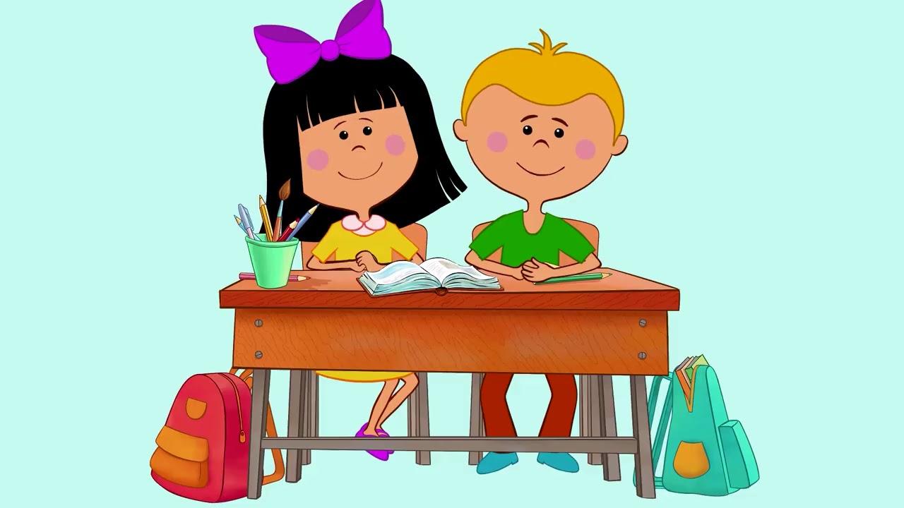 Алфавит с Царевной - Буквы О + П - Песенки для детей