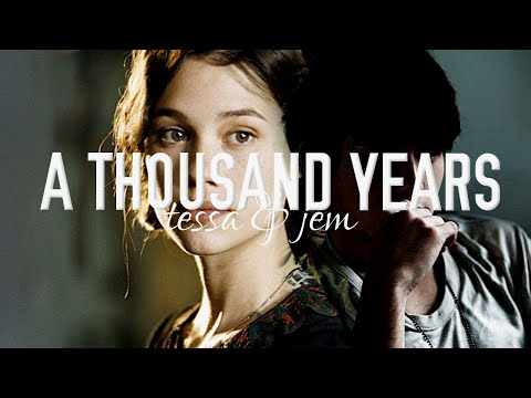 Jem & Tessa | A Thousand Years (Piano Cover)
