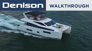 48 Hudson Catamaran w/  Dan Sammis