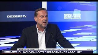 """L'Interview - Gestion de Fortune - Du nouveau côté """"performance absolue"""""""