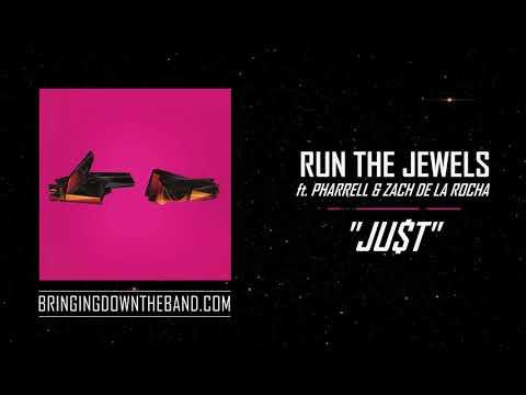 "Run The Jewels ft. Pharrell & Zach De La Rocha – ""Ju$t"" (Audio | 2020)"