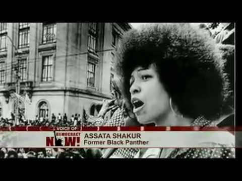 Assata Shakur in Her Own Words Rare Recording of Activist Named to FBI Most Wanted Terrorist List