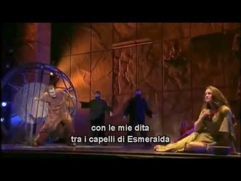 Notre Dame De Paris - Bella (Quasimodo, Frollo e Febo) - con testo