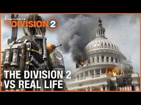 The Division 2 vs Real Life | Ubisoft [NA] - YouTube
