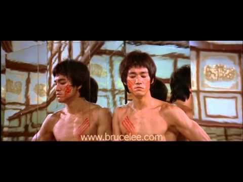 Bruce Lee 'Enter The Dragon' - Destroy The Image - YouTube