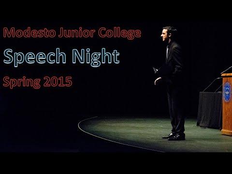 Speech Night Spring 2015