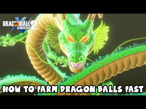 How To Get Dragon Balls in XV2 The FASTEST Method | Dragon Ball Xenoverse 2