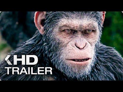 PLANET DER AFFEN 3: Survival Trailer 4 German Deutsch (2017)